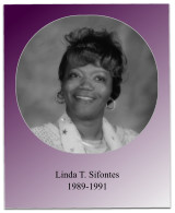 During the tenure of Soror Sifontes, the 1990 Jabberwock was held, as well as SAT workshops to prepare students for college.