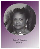 During Soror Houston's tenure, the chapter hosted the 1970 Area Founders Day, Jabberwock, and Careerama.
