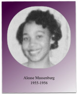 Under Soror Massenburg's leadership, the Jabberwock was held in 1956 and the first scholarship was awarded to a graduating high school student.